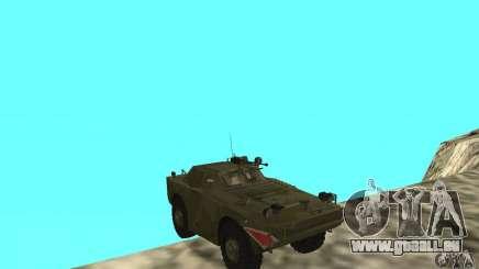 BRDM-1 Skin 4 für GTA San Andreas