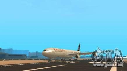 Airbus A340-300 Air Canada für GTA San Andreas