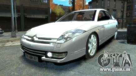 Citroen C6 pour GTA 4