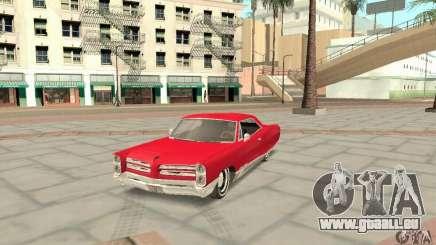 Pontiac Bonneville 1966 pour GTA San Andreas