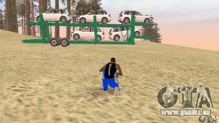 Car Transporter pour GTA San Andreas