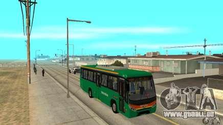 MetroBus of Venezuela für GTA San Andreas