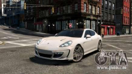 Gemballa Mistrale Concept 2011 für GTA 4