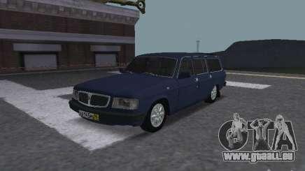Gaz Volga 310221 pour GTA San Andreas