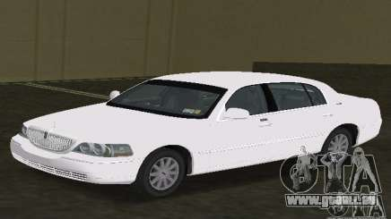 Lincoln Town Car pour GTA Vice City