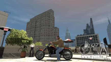 The Lost and Damned Bikes Revenant pour GTA 4