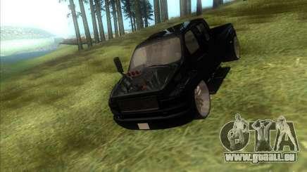 GMC C4500 Pickup DUB Style pour GTA San Andreas