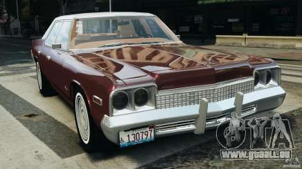 Dodge Monaco 1974 v1.0 pour GTA 4