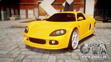 Watson R-Turbo Roadster pour GTA 4