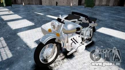 Ural m-67 pour GTA 4
