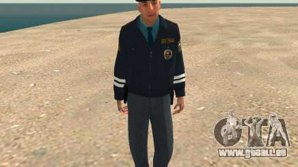 Major DPS pour GTA San Andreas