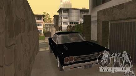 Plymouth Roadrunner 383 für GTA San Andreas