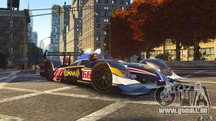 Acura Fernandez ARX für GTA 4
