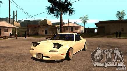 Mazda Miata JDM pour GTA San Andreas
