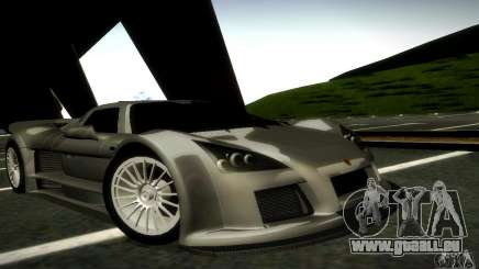 Gumpert Apollo für GTA San Andreas