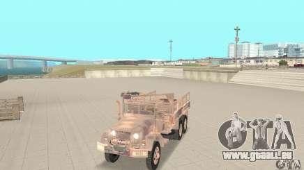 M352A 1986 für GTA San Andreas