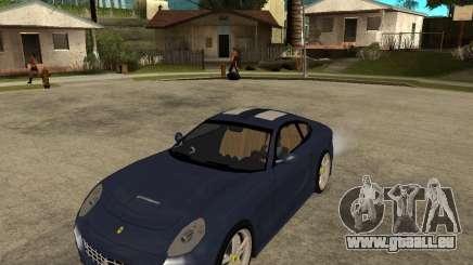 Ferrari 612 Kappa für GTA San Andreas