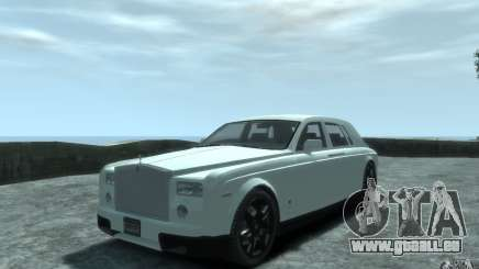 Rolls-Royce Phantom pour GTA 4