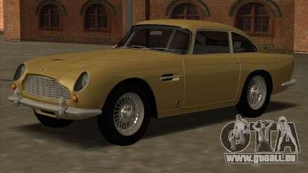 Aston Martin DB5 Vantage 1965 für GTA San Andreas