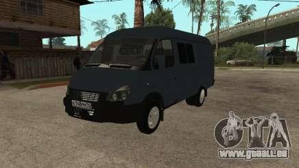 Business Gazelle 2705 pour GTA San Andreas
