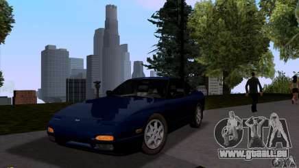 Nissan SX 240 Full Stock für GTA San Andreas