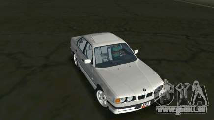 BMW 540i (E34) 1992 für GTA Vice City