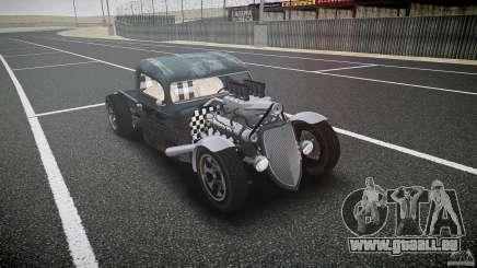 Ford Ratrod 1936 pour GTA 4