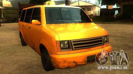 Taxi Moonbeam für GTA San Andreas