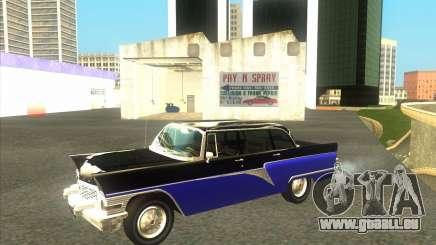GAZ 13 Tschaika für GTA San Andreas
