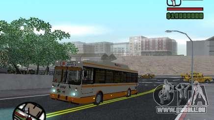 LIAZ 5283.70 für GTA San Andreas