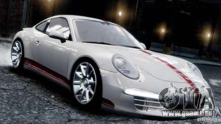 Porsche 911 (991) EPM pour GTA 4