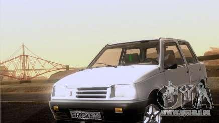 VAZ 1111 Oka Sedan pour GTA San Andreas