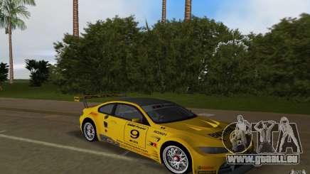 BMW M3 GT2 für GTA Vice City
