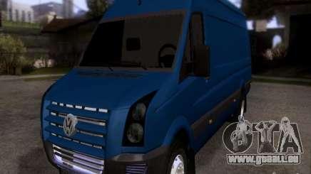 Volkswagen Crafter XL für GTA San Andreas