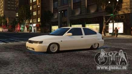 Coupe de VAZ-2112 pour GTA 4