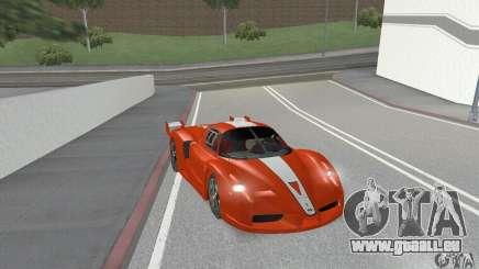 Ferrari FXX pour GTA San Andreas