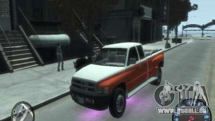 Dodge Ram 3500 für GTA 4