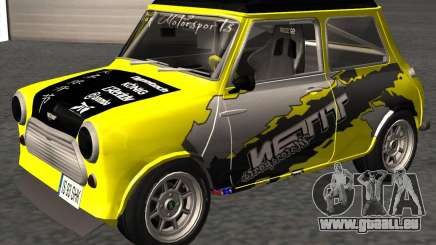 Mini Cooper S Titan Motorsports pour GTA San Andreas
