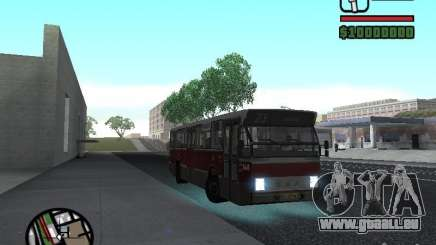 DAF CSA 1 City Bus pour GTA San Andreas