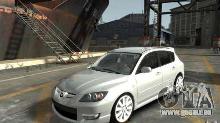 Mazda 3 für GTA 4