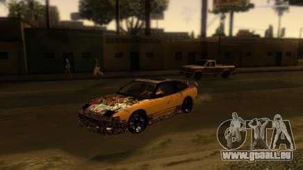 Nissan 240sx Street Drift für GTA San Andreas