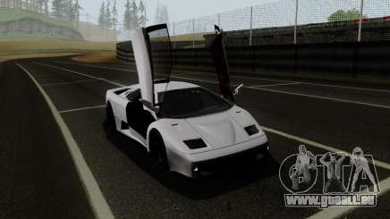 Lamborghini Diablo GTR TT Black Revel für GTA San Andreas