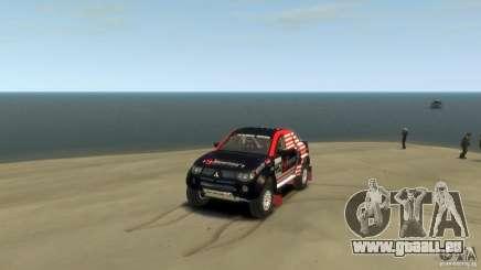 Mitsubishi L200 Rally pour GTA 4