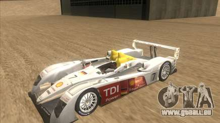 Audi R10 TDI für GTA San Andreas