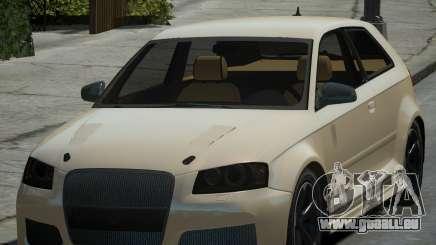 Audi S3 v2.0 pour GTA 4