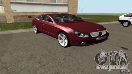 Mercedes-Benz CLS500 v2 pour GTA San Andreas