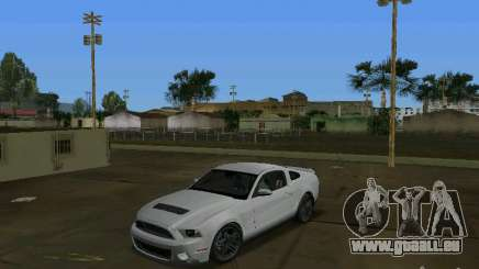 Ford Shelby GT500 pour GTA Vice City