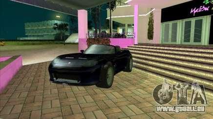 Banshee von Gta 4 für GTA San Andreas