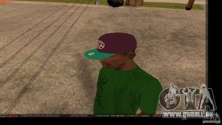 Baseball-Cap mit dem Logo der Band HIM für GTA San Andreas