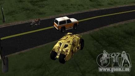 Army Tumbler v2.0 für GTA San Andreas